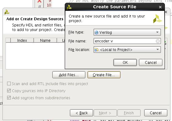 verilog specify block example